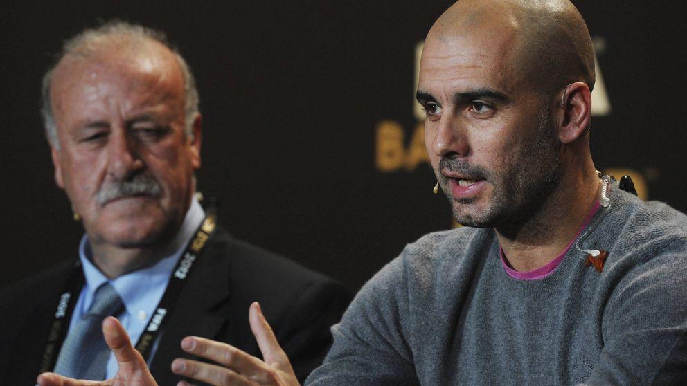 Del Bosque: ¿Por qué no puede un catalán como Pep ser seleccionador?