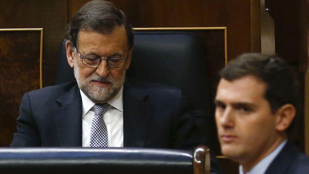 Rivera descarta abstenerse para hacer presidente a Rajoy