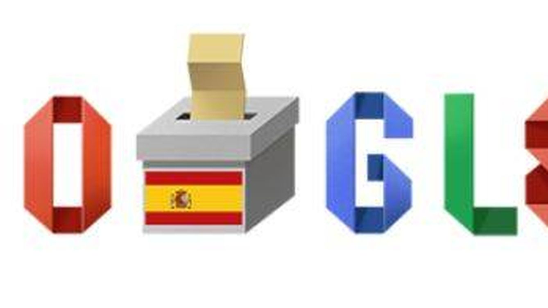 Elecciones generales en España: Google se suma al 28-A con su 'doodle' electoral