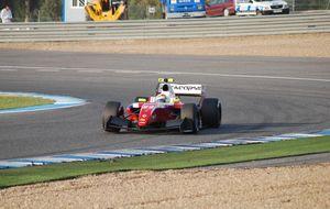 Desgraciada cita en Jerez de Merhi que pierde el subcampeonato