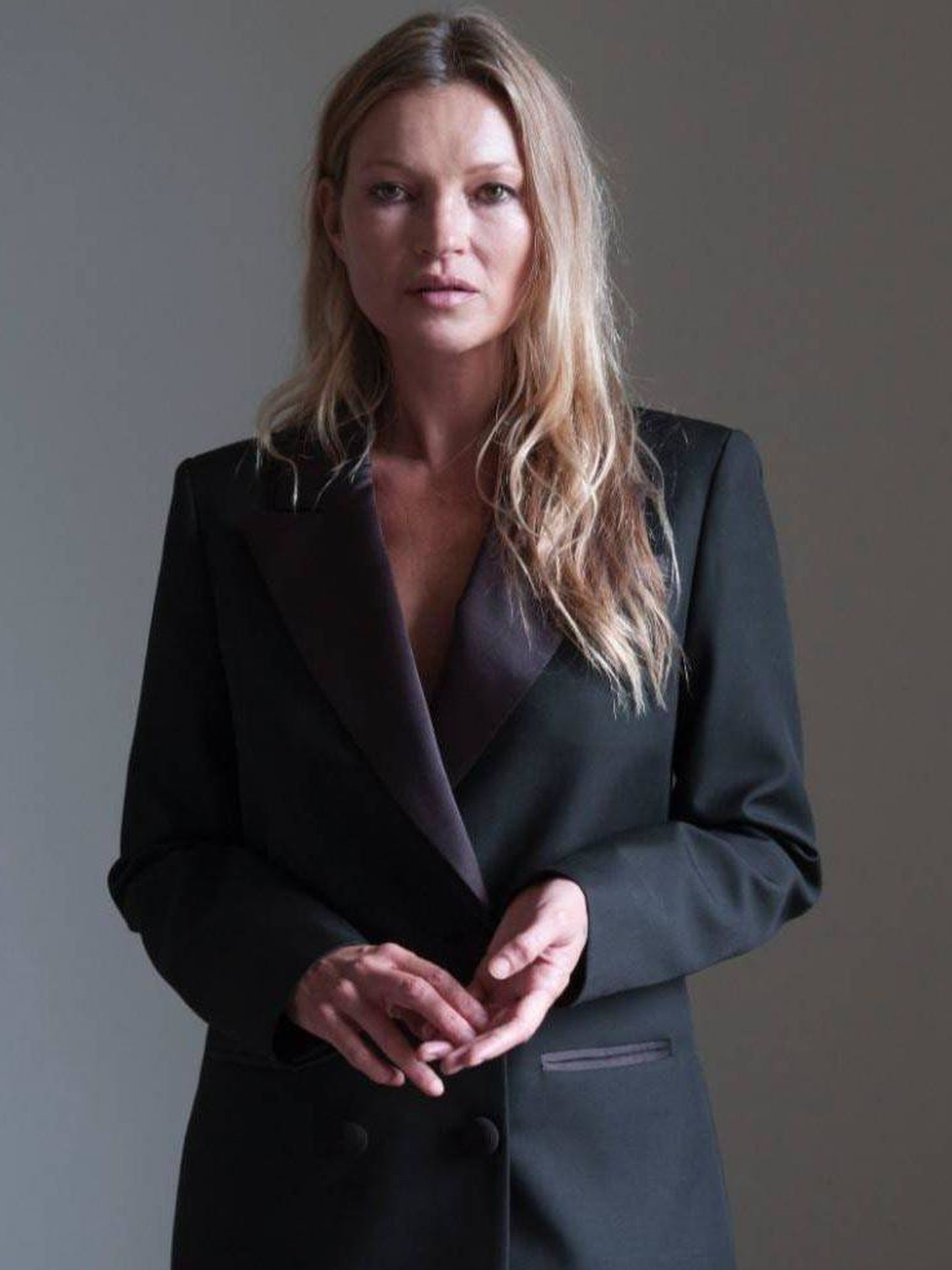 Kate Moss. (Imagen: Self-Portrait)