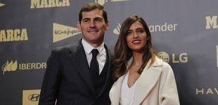 Post de Los looks de Letizia Ortiz, Sandra Gago y Sara Carbonero en la gala de 'Marca'