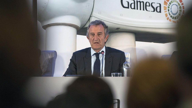 Guiño renovable de Repsol: ficha al expresidente de Gamesa Ignacio Martín