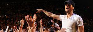 Julio Iglesias y su hijo Enrique 'compartirán' escenario en Marbella