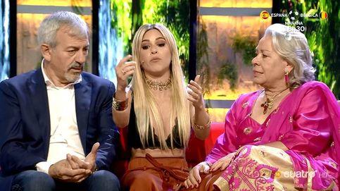 Oriana Marzoli rompe a llorar en 'SV 2019' por problemas personales