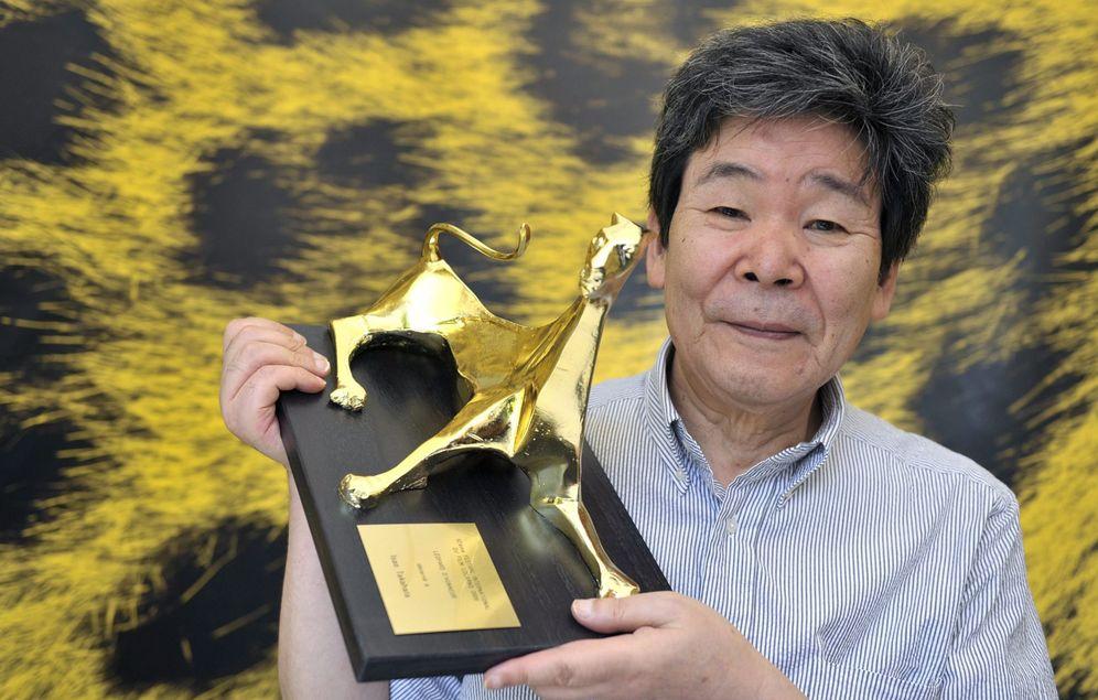 Foto: El director japonés Isao Takahata muere a los 82 años