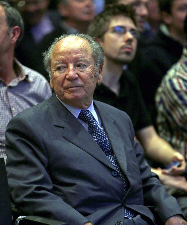 Foto: Fallece Josep Lluis Núñez, expresidente del FC Barcelona. (EFE)