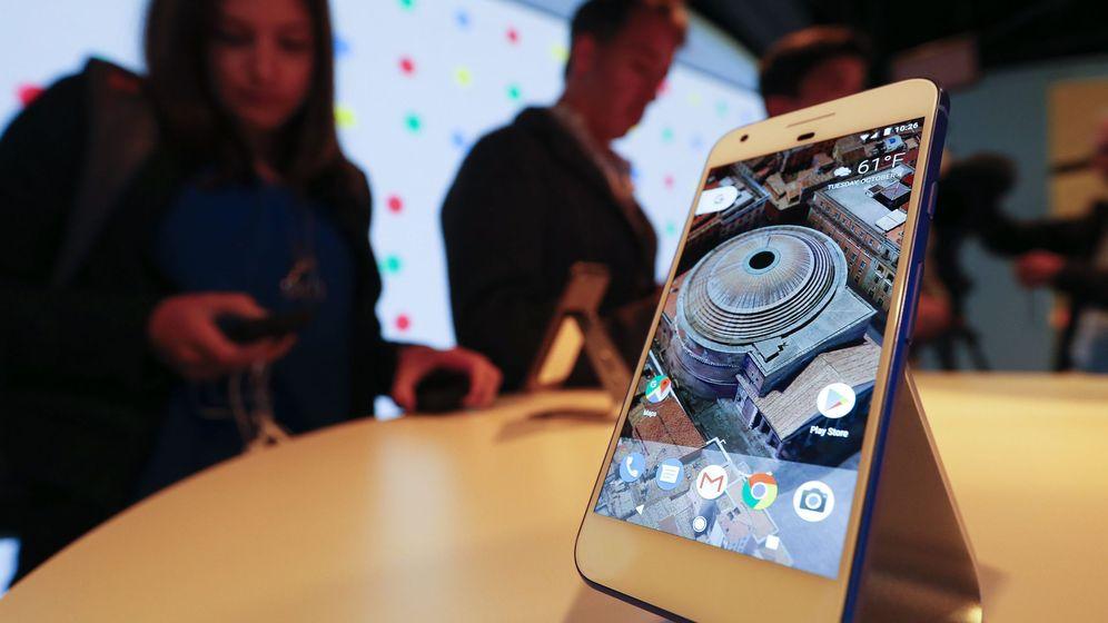 Foto: Evento de Google.