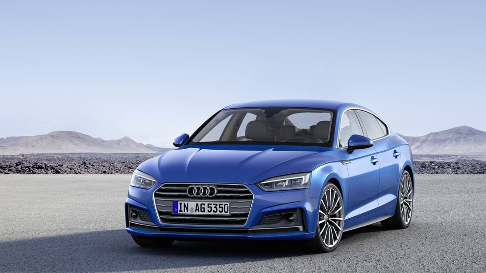 Nuevo Audi A5 Sportback desde 41.400 euros