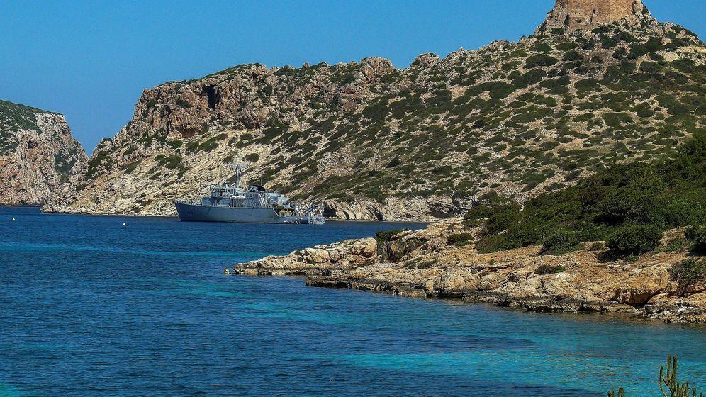 Foto: El Parque Nacional de Cabrera, cuyas aguas se superponen con la aspiración argelina de aumentar su zona económica exclusiva. (EFE)