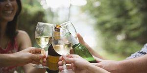 Foto: Beber una sola copa de vino al día triplica el riesgo de contraer cáncer