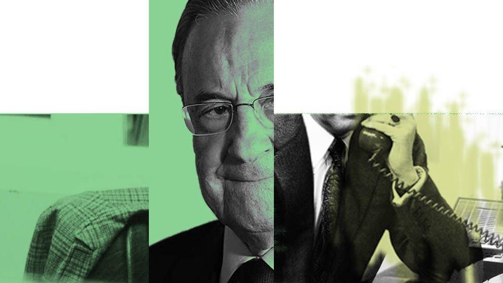 El asalto de ACS a Iberdrola: el origen de la relación de alto voltaje Galán-Florentino