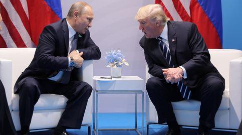 Trump se achica ante Putin en su primer cara a cara: Es un honor estar con usted