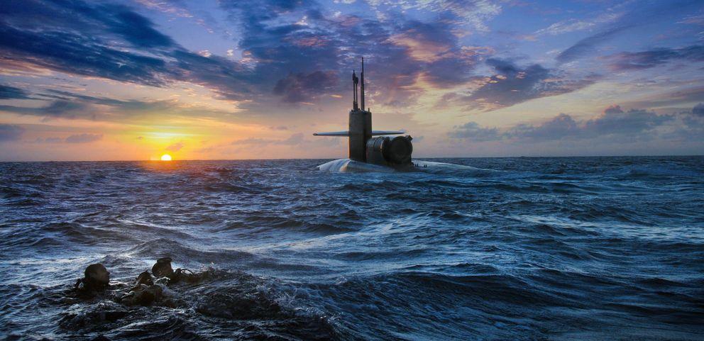 Foto: Nanotecnología catalana para submarinos 'made in USA'