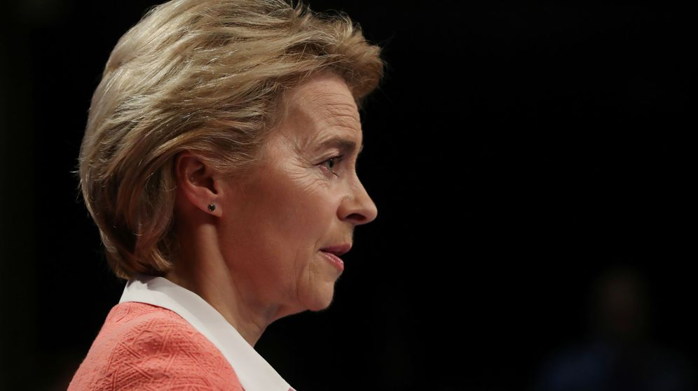 Foto: Urusla von der Leyen, futura presidenta de la Comisión Europea. (Reuters)