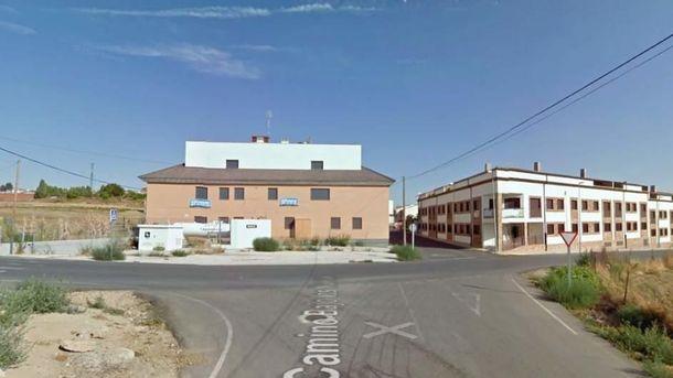 Foto: Calle Camino Bajo Los Nuevos de Recas, donde se produjo el incidente (Google Maps)