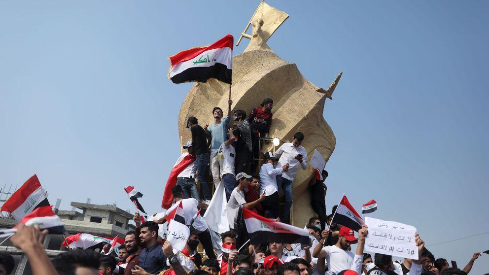 Al menos 250 muertos en la represión de las protestas contra el gobierno en Irak