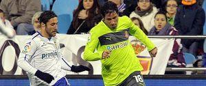 El Espanyol se aprovecha de la debilidad del Zaragoza en La Romareda para puntuar