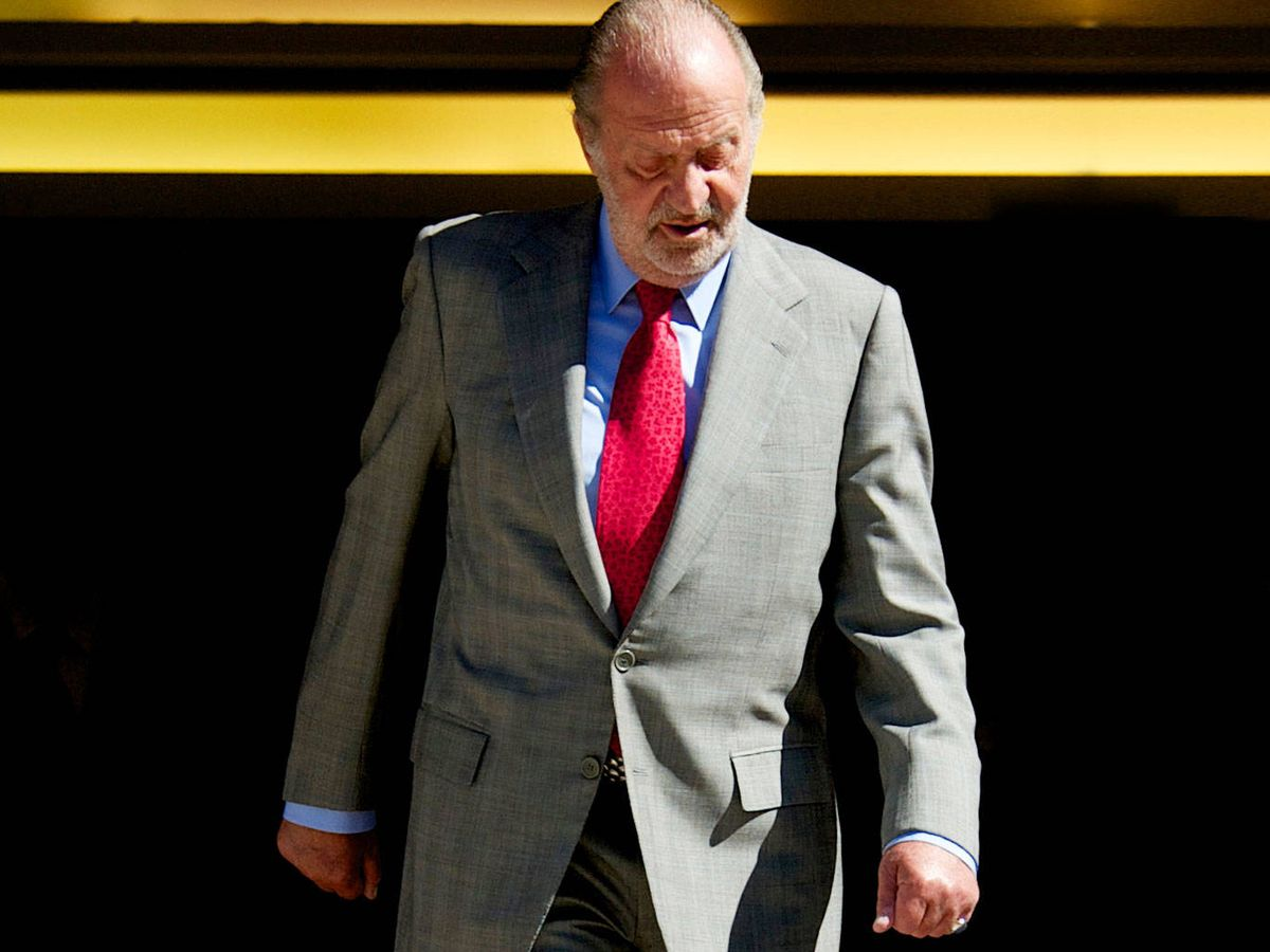 Foto: El rey Juan Carlos. (Limited Pictures)