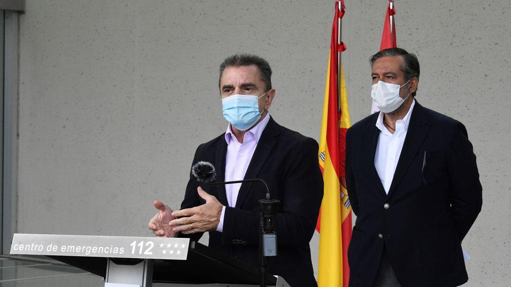 Foto: El delegado del Gobierno en Madrid, José Manuel Franco. (EFE)