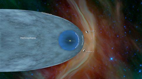 La NASA hace historia con la Voyager 2 al llegar al espacio interestelar tras 41 años