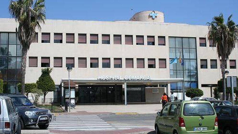 Melilla ingresa a pacientes en habitaciones de presos