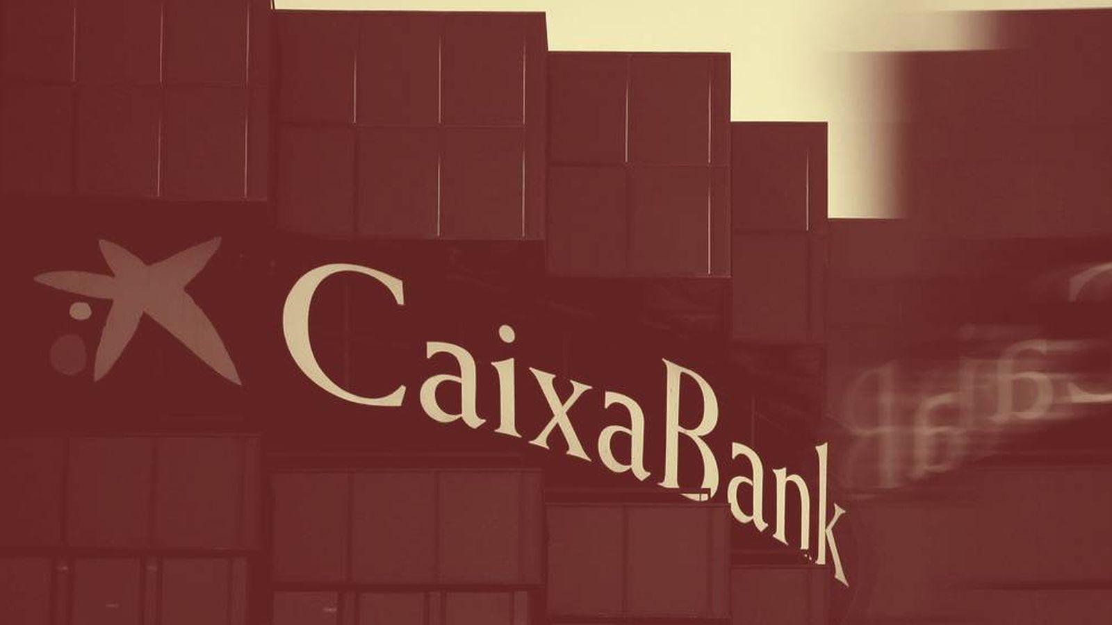 Foto: Foto de archivo de las oficinas de CaixaBank en Barcelona. (Reuters)