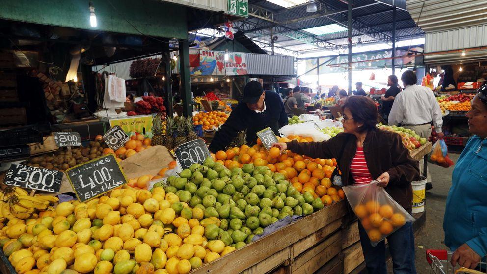 Los alimentos crecen casi el triple que los salarios y golpea la cesta de la compra