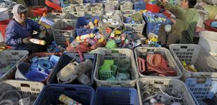 Post de El pueblo que recicla (casi) todo
