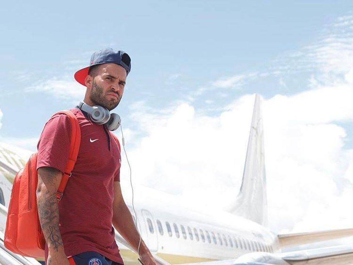 Foto: El futbolista Jesé Rodríguez, en una imagen de archivo. (Instagram)