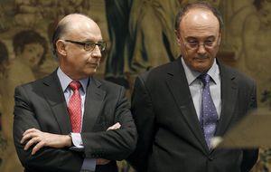 """BdE condiciona la recuperación a la """"estabilidad política"""" española"""