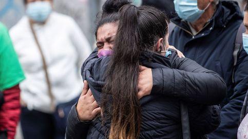 Desahucian a una familia de Madrid de un piso del Sareb