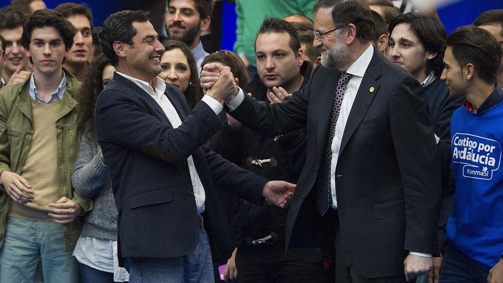 Rajoy manda un mensaje directo a Díaz: Tiene la maleta en la puerta