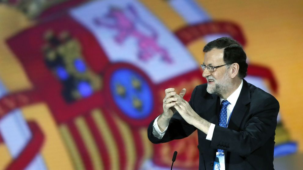 Rajoy: No vamos a permitir un referéndum para la ruptura de España