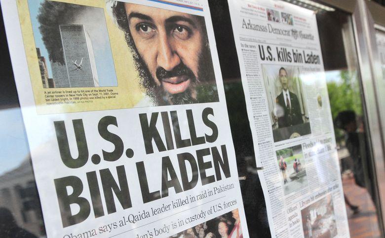 Foto: El 'software' de Palantir fue clave para la localización de Osama Bin Laden