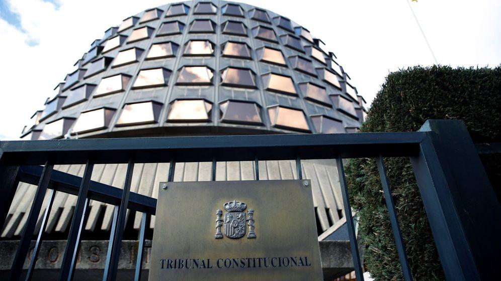 Foto: El Tribunal Constitucional (EFE)