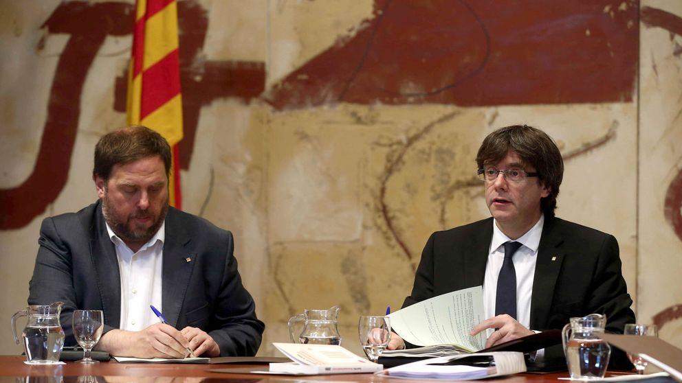 El presupuesto de la Generalitat de  Oriol Junqueras puede nacer muerto