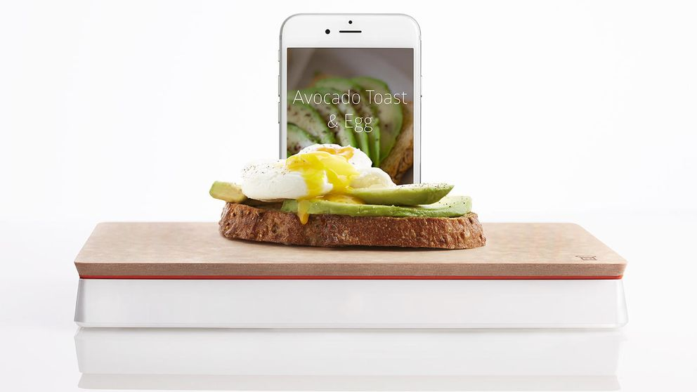 15 gadgets que analizan tu comida y que van a conseguir que te pongas por fin a dieta