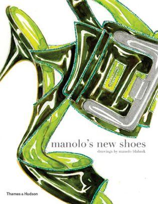 Foto: Los bocetos de Manolo Blahnik, recogidos en un libro