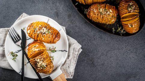 Hacerlas es más fácil que decir su nombre: así son las patatas hasselback