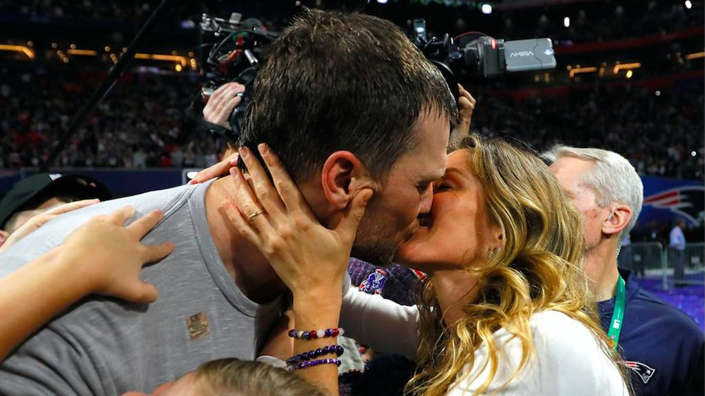 Tom Brady y Gisele Bündchen, la pareja ¿idílica? de la Super Bowl