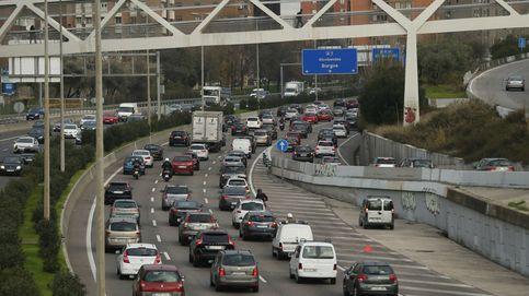 Primeros atascos de la operación salida de Navidad: carreteras que hay que evitar
