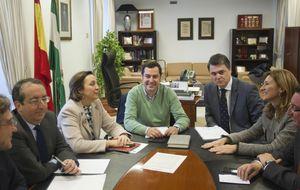 Moreno busca una mujer, de Sevilla y con dedicación total al partido
