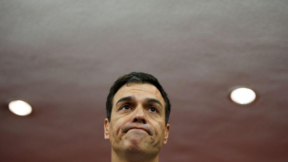 ¿Dónde está Sánchez? El líder del PSOE desaparece para esquivar la presión
