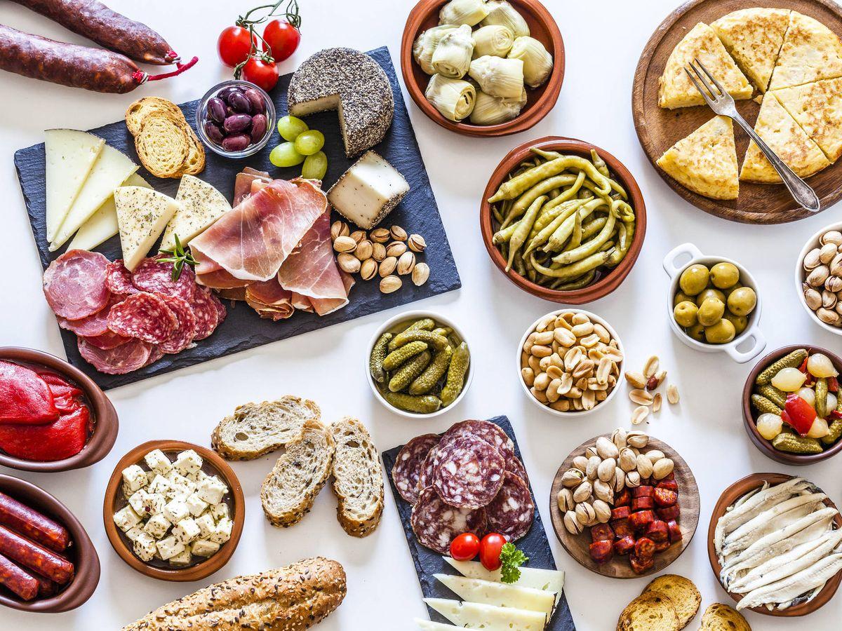 Foto: Algunos de los productos españoles que triunfan en el extranjero. (iStock)