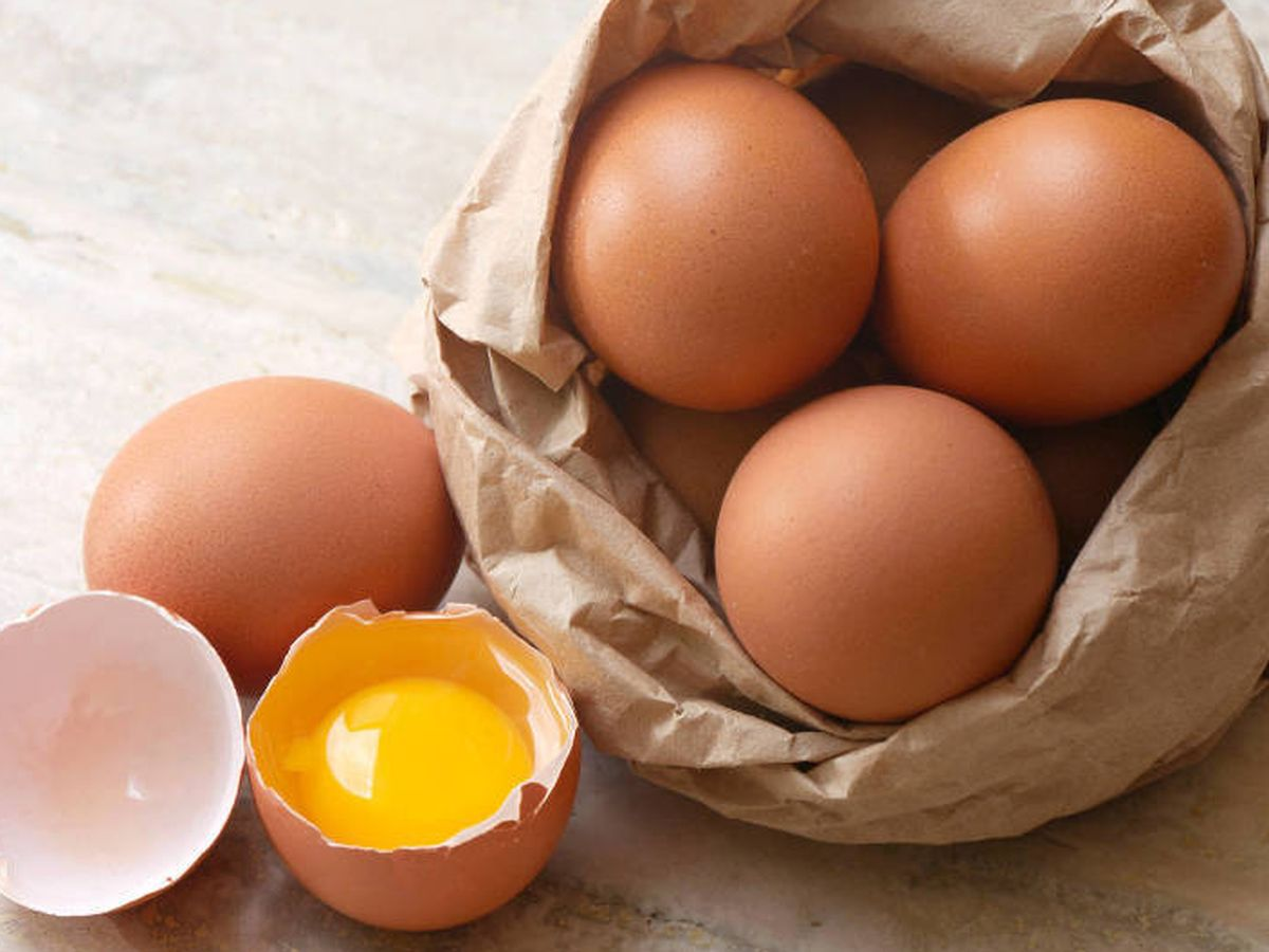 Foto: Los huevos, uno de los principales vectores de transmisión. (iStock)