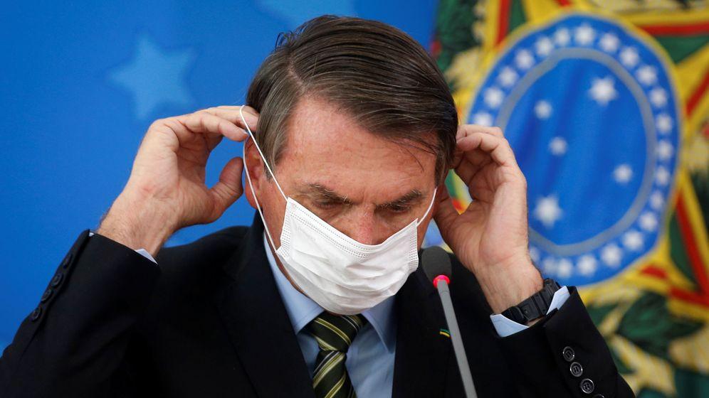 Foto: Presidente de Brasil Jair Bolsonaro (Reuters)