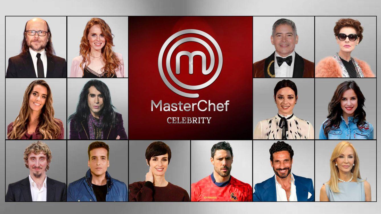 ¿Qué dos nuevos famosos ha fichado 'MasterChef Celebrity 3'?