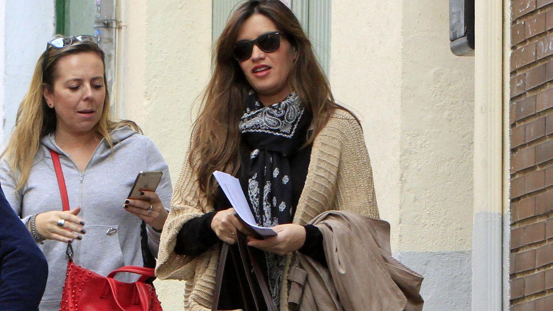 Foto: Sara Carbonero y su fugaz paso por Madrid para trabajar (y para casarse)