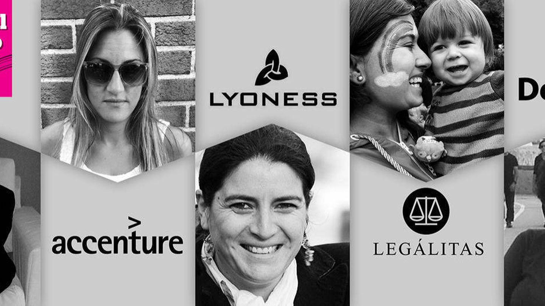'15 mujeres de empresa lesbianas salen del armario'